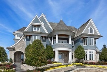 Architectural Interest, Home Plans & Design Elements / by Kelly Walker