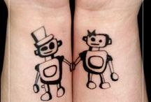 Tattoos / by Stephanie Pilato