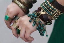 Sparkle.  / Jewelry inspiration / by Maeve