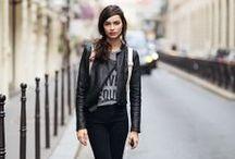 Fashion / Look, I'm gonna wear you out. / by Olga Bondar