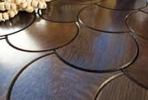 Inspiration | Wood Floors / by National Wood Flooring Association