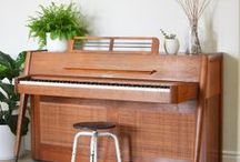 SAHMhome / Since my home is where I work, I want to make a beautiful place to raise my children. Here's the kind of home space I'm drawn to. / by SAHMconsulting