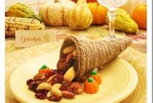 Thanksgiving & Autumn / by Rabecca Lassek