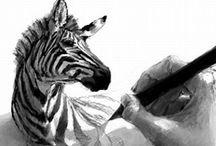 ° SKETCH ● PAINT ● DRAW °   / by Tonee Gwinn