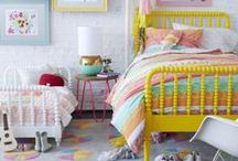 Oh Joy for Nod / Oh Joy for The Land of Nod - An exclusive kid's bedding and home decor collection.  http://www.landofnod.com/OhJoyForNod / by Joy Cho / Oh Joy!