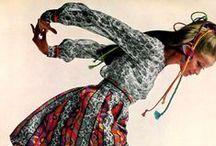 Sixties Fashion / by Susan Brink