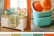 Living Room Ideas & Colors / by Kristy Shetley
