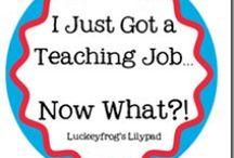 Teaching & future classroom ideas / by Megan Fitzgerald