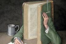 Books & Reading / 1 / by Sibyl Pettie