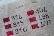 Cross Stitch and other lovely stitchin / Other peoples Cross Stitch and other inspirational sewing  / by StitchKits London