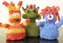 Crochet/Knit KIDS / by Debbie L