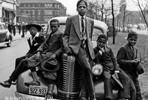 The Souls of Black Folk / 1 / Vintage & contemporary photos depicting the life & culture of African-Americans & other world citizens of african descent. Inspired by W.E.B. Dubois. / by Sibyl Pettie