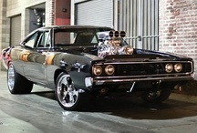 Muscle Cars / by Cig Olicious