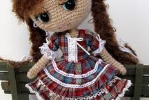 crochet & knitting / by Lita Ashley