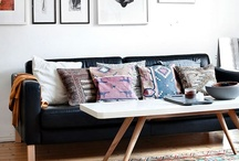 Lounge/living rooms / by Bron