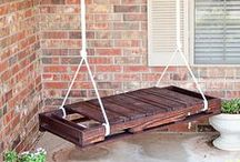 Crafts - Pallets / Crafts with Pallets #craft #diy #tutorial #handmade #homemade / by Stacy Molter Photography   Fancy Shanty
