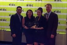 NAMIC 2013 Excellence in Multicultural Marketing Awards (EMMA) / Pictures of our team at IMD at the NAMIC 2013 Excellence in Multicultural Marketing Awards (EMMA). IMD won two first place awards! / by International Media Distribution