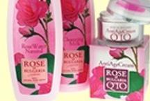 Natural Rose Cosmetics / by Cristinne Cosmetics