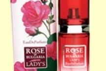 Cosmetice cu ulei de trandafiri  / by Cristinne Cosmetics