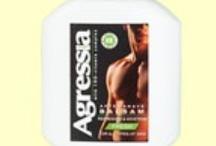 Cosmetice pentru EL (gama Agressia) / by Cristinne Cosmetics