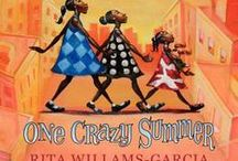 Diverse U.S. : Middle Grade Novels / by Michelle Cusolito