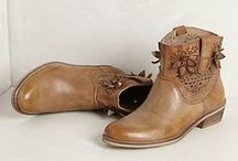 Boots & Shoes / by Rhonda Carson