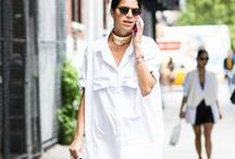 Dare to Wear White / #sponsored / by ShopStyle by POPSUGAR