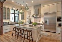 Dream Kitchens / by Kimberly Littler