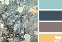 Color Schemes / by Kimberly Littler