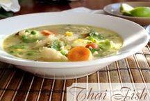 Food - Soups, Stews and Chili / by Lisa Spendlove Cornwell