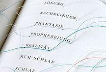 Bookdesign / by undschwarz