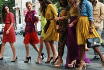 Street Style / by Nicolette Teo