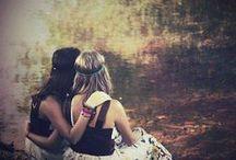 * F r i e n d s * / A friend is a second self / by Jol .