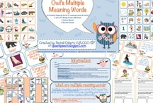 SLP/School Ideas / by Tina Wilkins