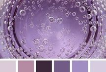 Purple Pinspiration / Interior design inspiration for your bathroom, based on purple tones. Think: Deep Purple, Violet, Grape, Heather, Lavender #Purple / by UK Bathrooms