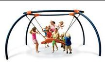 Free-Standing Play / Calorie-burning, brain-boosting, community-building fun.  We've got it covered. / by Playworld Systems Inc. = play equipment