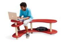 Site Furnishings / We offer a wide variety of places to plant your seat, park your bike and keep your planet beautiful! / by Playworld Systems Inc. = play equipment