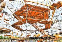 Fun Playground Stuff / by Playworld Systems Inc. = play equipment
