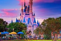 disney / The happiest place on earth / by Jasmine Huff