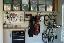 Garage / Tools / Lawn / by Leah