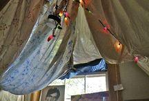 Kid Habitat / Creative living spaces for kids.  / by Allison Rau