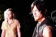 Walking Dead Season 4 and 5 / by Aileen House