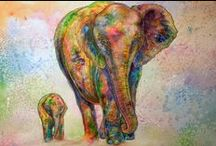 Elephants / by Sharon Robinson