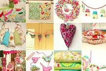 Sewing Projects and Ideas / Fabric Crafts and Sewing Fun! Free Patterns and Instructions / by Cat's Niche-n-Stitch