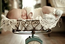 Newborn Adorableness / by Mothering