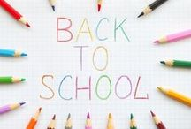 Green School Supplies / Eco-friendly and Made in the USA products for back to school. / by Mothering