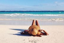 Beachy. / -Sun, San, Beach, Suits- / by Madison Elizabeth