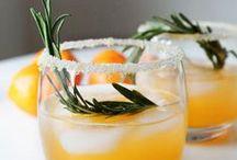 Cheers. / -Cocktails, Margaritas, Sangria- / by Madison Elizabeth