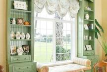 HOME IDEAS / by Julie Carlisle AKA Nana Peaches