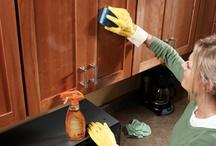 Organization and Cleaning Ideas / by Kelli Gunter